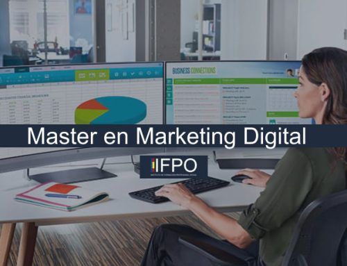 Máster en Marketing Digital Online | MKT 2.0 | IFPO